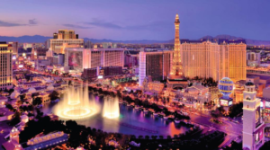 Holidays in Vegas