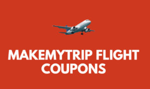 MakeMyTrip Offers Coupons & Deals on Domestic Flights
