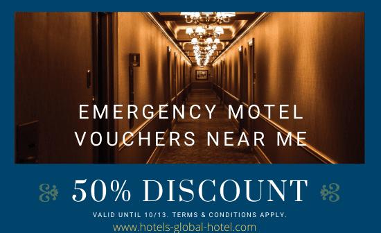 Emergency Motel Vouchers Near Me