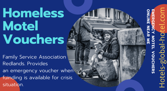 Homeless Motel Vouchers