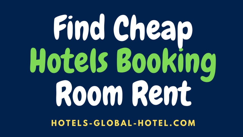 Find Cheap Hotels Booking